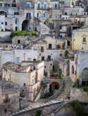 Matera in Italy — Stock Photo
