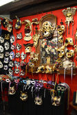 Masks in Venice — Stock Photo
