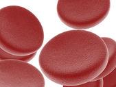 3d клетки крови — Стоковое фото