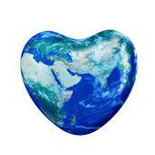 Europe heart — Foto de Stock