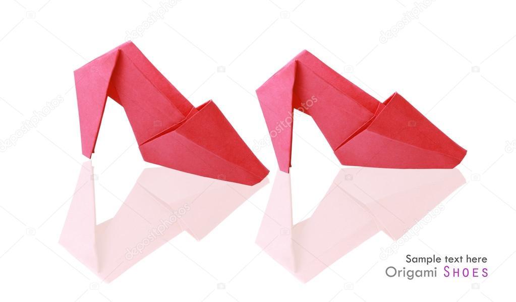 Оригами Одежда