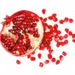 Pomegranate fruit — Stock Photo #41581941