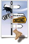 Crossroad — Stockvektor