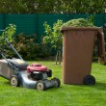 gräsklippare — Stockfoto #41580987