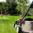 Lawn mower — Stock Photo #41604099