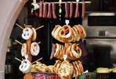Bretzels - specialities of the Alsace, France — Stock Photo