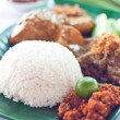 Nasi Lemak — Stock Photo #41728527
