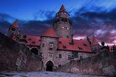 Grim castle — Stock Photo