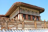 Khan Palace in Bakhchisaray, Crimea — Stock Photo