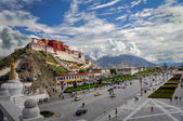 Lhasa — Stock Photo
