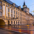 Stock Photo: University of Wroclaw headquerter