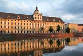 University of Wroclaw headquerter — Stockfoto