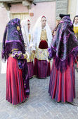 Costumes of Sardinia — Stock Photo