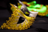 Maschere di carnevale — Foto Stock