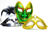 Theater masks — Stock Photo