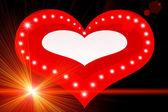 Beautiful heart — Stock Photo