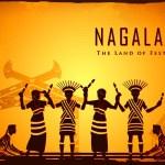 Постер, плакат: Culture of Nagaland