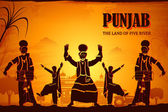 Culture of Punjab — Stock Photo