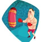 Постер, плакат: Kick Boxer
