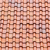 Roof Tile as background — Stock Photo