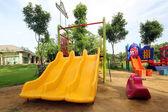 儿童游乐场 — 图库照片