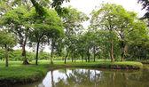 和平公园 — 图库照片