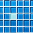 Mosaic tiles wall — Stock Photo