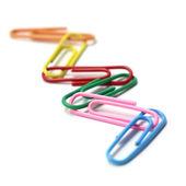 Paper clip — Stock Photo