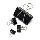 Binder clip — Stock Photo