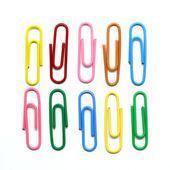 Paper clip — Stock Photo