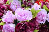 Umělá květina — Stock fotografie