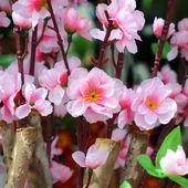 искусственный цветок — Стоковое фото