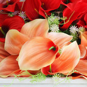 Fiore artificiale — Foto Stock