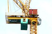 Working crane — Stock Photo