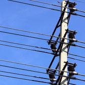 電柱 — ストック写真