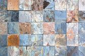 Parede de mármore — Foto Stock