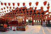 китайский фонарик — Стоковое фото
