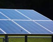 Panneau solaire énergie — Photo