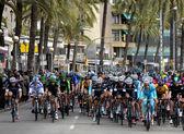 Mallorca Cycling Challenge 2014. — Stock Photo