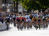 Mallorca Cycling Challenge 2014. — Stock Photo