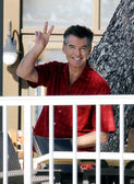 The actor Pierce Brosnan. — Stock Photo