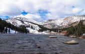 Colorado Alpine Lake — Stock Photo