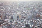 Zona residencial de tokio — Foto de Stock