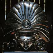 маска майя — Стоковое фото