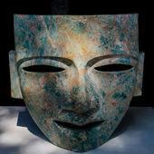 Mask Maya — Stock Photo