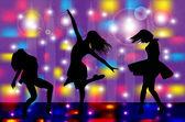 Dancer — Vector de stock