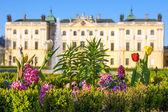 Branickis Palace Bialystok — Stock Photo