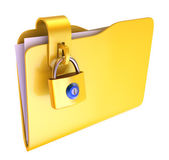 Folder — Stock Photo