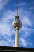 Fernsehturm Berlin — Stok fotoğraf