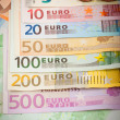 Euro Banknotes — Stock Photo #42029485